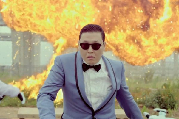WP Oembed with PSY's Oppa Gagnam Style