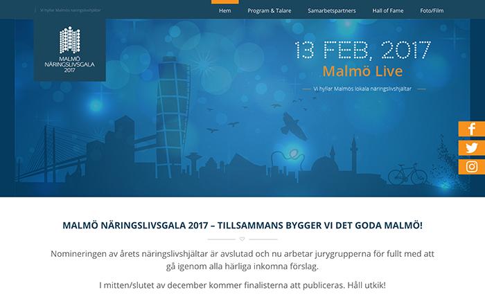 Malmö Näringslivsgala